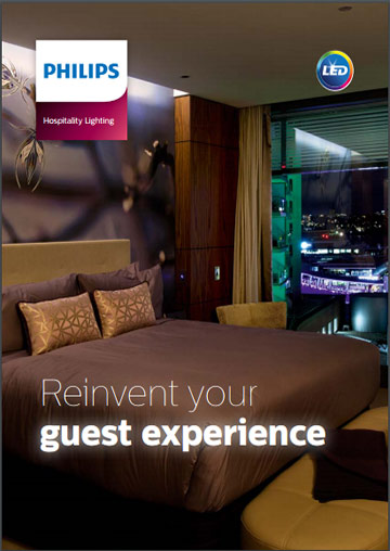 Reinvent your guest experience